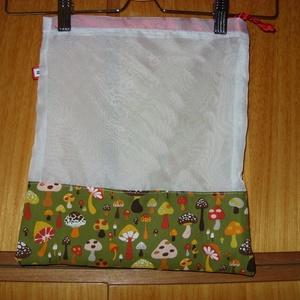 Kimérős termékekhez termék téma design zsákok,, újra használható, mosható Zöldülj Te is, Táska & Tok, Zöldség/Gyümölcs zsák, Bevásárlás & Shopper táska, Varrás, Meska