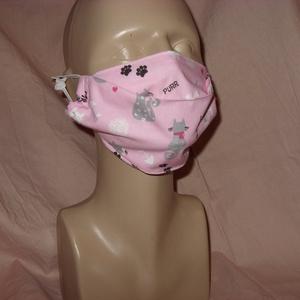 3 dimenziós minőségi szájmaszk, arcmaszk - 3 méretben design textilekből, Gyerek & játék, NoWaste, 3 dimenziós szájmaszk, arcmaszk 3 méretben  A maszk viselése fontos, másokat is védesz vele!  Moshat..., Meska