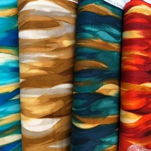 TÖBB FÉLE KÜLÖNLEGES, mintás USA design textilek méterben, Textil, Vászon, Mindenmás, Varrás, Textil, Jó minőségű termék -\n\nTextil - akár - patchwork - anyag\n\nKÜLÖNLEGES, MINTÁS\n\n100% pamut, jogvédett U..., Meska