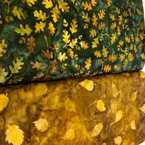 TÖBB FÉLE KÜLÖNLEGES, mintás USA design textilek méterben - textil - vászon - Meska.hu