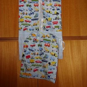 2 db-os fiús vállfás ovis ruha- és tornazsák szett   100% design pamut - sok minta, Otthon & lakás, Gyerek & játék, Lakberendezés, Lakástextil, 100% design pamutvászon textil - választható textilből - névvel, ovis jellel is  2 db-os ovis vállfá..., Meska