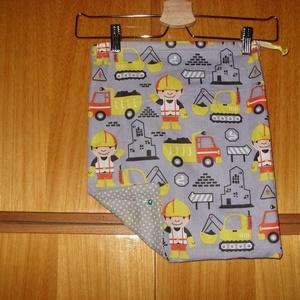 2 db-os fiús vállfás ovis ruha- és tornazsák szett   100% design pamut - sok minta - játék & gyerek - Meska.hu