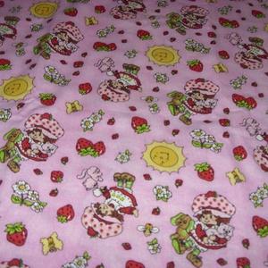 Eperke - csajos, gyerekmintás méteráru  - USA design textil  - 110 cm, Textil, Pamut, Mindenmás, Varrás, Textil,  USA design - Egyedi tervezésű - jogdíjas textil\n\nTextil - akár - patchwork - anyag\n\n100% pamut\n\n110..., Meska