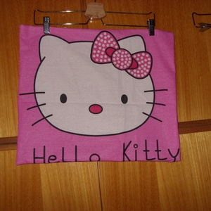 Hello Kitty párnahuzat  - játék & gyerek - Meska.hu