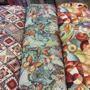 Minőségi bútorkárpit jaquard szövésű -  több minta 140 cm, Textil, Pamut, Mindenmás, Varrás, Textil, Kiváló minőségű bútorszövet\n\nkárpitos minőség\n\nJaquard szövésű\n\n140 cm széles \n\n3.900.-Ft/m\n\nKevert ..., Meska