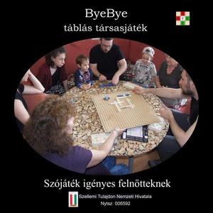 ByeBye Bázis 2 Társasjáték, Játék, Gyerek & játék, Fajáték, Készségfejlesztő játék, Társasjáték, Famegmunkálás, A ByeBye Bázis 2 társasjáték tartalma:\n\n- 2 db betűkészlet (2x43 db zseton),\n- 2 db tálca,\n- 2 db bá..., Meska