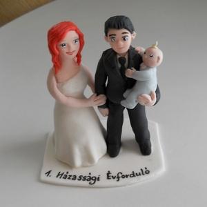 Kisbabás nászpár, Helyszíni dekor, Dekoráció, Esküvő, Mindenmás, Ha úgy érzed, hogy feldobnád az Esküvőd valami nem hétköznapival, akkor a legjobb helyen jársz! :)\nE..., Meska