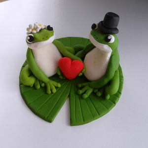 Békucis nászpár, Helyszíni dekor, Dekoráció, Esküvő, Mindenmás, Ha úgy érzed, hogy feldobnád az Esküvőd valami nem hétköznapival, akkor a legjobb helyen jársz! :)\nE..., Meska