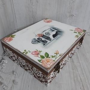 Vicces, romantikus esküvői ajándék! Nászajándék! Egyedi ajándék!, Nászajándék, Emlék & Ajándék, Esküvő, Decoupage, transzfer és szalvétatechnika, Fotó, grafika, rajz, illusztráció, Szuper ajándék esküvőre! :)\nHa unod már a hagyományos nászajándékot, és szeretnéd valami igazán egye..., Meska