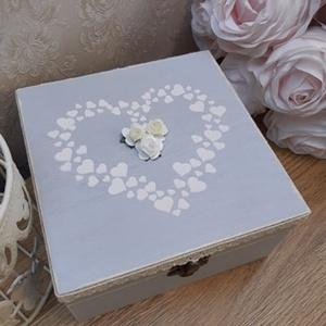 Nászajándék! Vicces, romantikus ajándék lánybúcsúra, esküvőre! A boldog házasság kellékei!, Esküvő, Emlék & Ajándék, Nászajándék, Decoupage, transzfer és szalvétatechnika, Meska