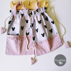 Mickey egeres gyermek táska +tornazsák oviszsák óvodai zsák játéktároló tároló ruhazsák ruha zsák ovizsák ovis zsák ovi, Gyerek & játék, Táska, Divat & Szépség, Táska, Gyerekszoba, Otthon & lakás, Varrás, FONTOS INFORMÁCIÓ A RENDELÉSSEL KAPCSOLATBAN:\njelet, illetve nevet nem áll módomban a zsákokra varrn..., Meska