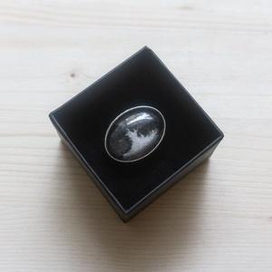 kézzel festett üveglencsés gyűrű, Ékszer, Gyűrű, Üveglencsés gyűrű, Ékszerkészítés, -kézzel festett üveglencsés gyűrű\n\nÉlvezd ezt az egyedülálló alkotást mint dekoratív kiegészítőt, me..., Meska