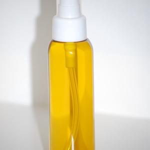BIO Haj és test olaj az egészséges hajért, bőrért, Szépségápolás, Kozmetikum, Egészségmegőrzés, Fürdőszobai kellék, Kozmetikum készítés, Mindenmás, Ezt az olajat a legjobb olajokból készítem elsősorban haj ápolásra, de használható dekoltázson, arc..., Meska