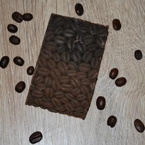 Kávé vajas szappan extrán, Férfiaknak, Borotva, szappan, pipere, Táska, Divat & Szépség, Szépség(ápolás), Krém, szappan, dezodor, Növényi alapanyagú szappan, Egészségmegőrzés, Kozmetikum készítés, Szappankészítés, Ha nem lenne elég, hogy ezt a szappant kávé vajjal készítettem, ami önmagában is fantasztikus, de so..., Meska