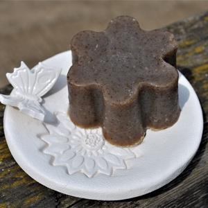 Kender olajos vegán sampon fekete Himalaya sóval, shikakai porral, jázmin vajjal, csalánnal környezettudatos választás (medalin) - Meska.hu