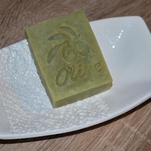 Természetes babér és olíva olajos Aleppo szappan Holt-tengeri iszappal és zöld agyaggal érzékeny ekcémás aknés bőrre is (medalin) - Meska.hu