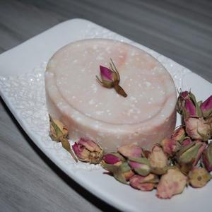 Mandula vajas szappan rózsaszín agyaggal Japán cseresznyevirág illattal egyedi vegán ajándék születésnapra névnapra is, Szépségápolás, Szappan & Fürdés, Szappan, Kozmetikum készítés, Szappankészítés, Ez a szappan kellemes, lágy, púderes illatú, nem hivalkodó. Növényi összetételű (vegán) és pálma ola..., Meska