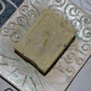 Gyógynövényes illat és színezék mentes szappan szarvas faggyúval egyedi természetes natúr ajándék születésnapra névnapra, Szépségápolás, Szappan & Fürdés, Szappan, Kozmetikum készítés, Szappankészítés, Ezt a gazdag összetételű különleges gyógynövényes szappant illat és színezék mentesen készítettem. S..., Meska