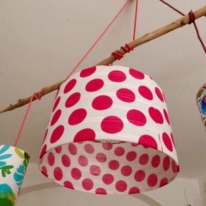 Pöttyös mennyezeti lámpa (MeiaLua) - Meska.hu