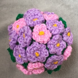 Cserepes virág - ami sosem hervad el, Lakberendezés, Otthon & lakás, Szerelmeseknek, Ünnepi dekoráció, Dekoráció, Anyák napja, Horgolás, Horgolt cserpes virág\n\nTökéletes meglepetés anyák napjára, valentin napra, névnapra - ha Te sem szer..., Meska