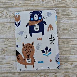 Egészségügyi kiskönyv borító, Gyerek & játék, Baba-mama kellék, Varrás, Az egészségügyi kisköny borító megvédi gyermeked kiskönyvét az elhasználódástól, elszakadástól. Sok ..., Meska