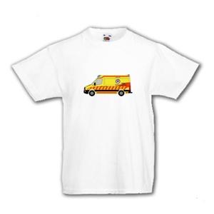 Crafter rohamkocsi mintás, gyermek póló, Táska, Divat & Szépség, Gyerekruha, Ruha, divat, Gyerek & játék, Fotó, grafika, rajz, illusztráció, Mindenmás, A póló az egyik legújabb hazai mentőautót, a VW Crafter alvázra épített eset/rohamkocsit ábrázolja.\n..., Meska