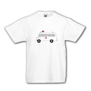 Nysa mentőautó mintás, gyermek póló, Táska, Divat & Szépség, Gyerekruha, Ruha, divat, Gyerek & játék, Fotó, grafika, rajz, illusztráció, Mindenmás, A Nysa 522S Magyarország talán legismertebb és leghosszabb ideig szolgált mentőautója. Ennek a típus..., Meska