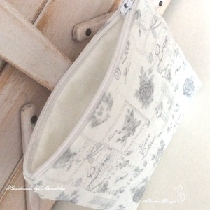 LOVE esküvő, szerelem neszesszer, irattartó kozmetikai táska  (Mesedoboz) - Meska.hu