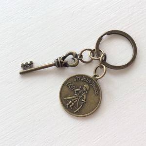 Exupery, a kis herceg  mintás egyedi kulcstartó - Artiroka design (Mesedoboz) - Meska.hu