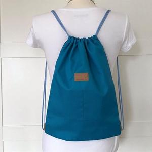 Kis herceg és a róka mintás gymbag hátizsák - Artiroka design - kiránduláshoz, edzéshez, világjáráshoz (Mesedoboz) - Meska.hu