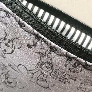Miki egér rajzok -  irattartó pénztárca - Artiroka design  - Meska.hu