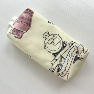 Hogwarts Expressz, 9 3/4 vágány a Harry Potterből - mintás bélelt papírzsebkendő tartó - Artiroka design - Meska.hu
