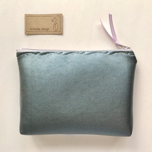 Szivárványfestő tündér lányka - irattartó pénztárca - Santoro - Artiroka design  - táska & tok - pénztárca & más tok - pénztárca - Meska.hu