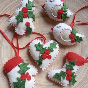 Karácsonyi dekoráció (mesemano) - Meska.hu