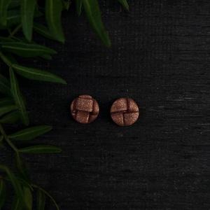 Mini glittery /Magical Brown/ - Meska.hu