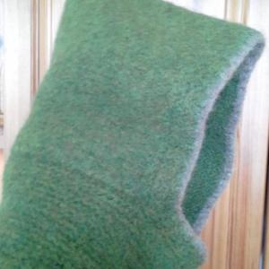 nemezelt kapucnis sapi, Sapka, Sál, Sapka, Kendő, Ruha & Divat, Kötés, 100% gyapjúból készült, átmosott és így nemezelt manó sapi 55 cm.es fejkörméretre. , Meska