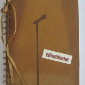 Előadásaim/emlékeim/terveim - album - fénykép - autogramgyűjtés  - Meska.hu
