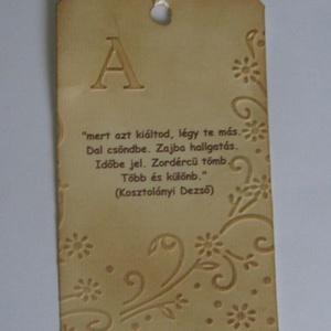 ballagási emlék idézetek Meska   Egyedi Kézműves Termékek és Ajándékok Közvetlenül a