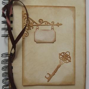 Ajándékozz emléket! - album  (napló) - évszám, névfelirattal - ballagás - születésnap, Album & Fotóalbum, Papír írószer, Otthon & Lakás, Papírművészet, Megvásárolhatod saját magad részére, hogy elhelyezhesd benne azokat a fotókat, amit emlékként őrizné..., Meska