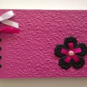 Eljegyzés - lánybúcsú - esküvő- születésnap -  jókívánság - vendégkönyv - emlék - barátnő , Naptár, képeslap, album, Otthon & lakás, Jegyzetfüzet, napló, Esküvő, Papírművészet, Egyedi mintával készült albumjaim ajánlom bármilyen családi ünnepre - esküvőre vendégkönyvnek, jókív..., Meska