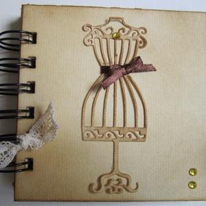 Próbababa - Jókívánsággyűtő lánybúcsúra - egyedi napló - egyedi termékeidhez - tervezd meg, rajzold le.............., Otthon & lakás, Naptár, képeslap, album, Jegyzetfüzet, napló, Fotóalbum, Táska, Divat & Szépség, Papírművészet, .....és valósítsd meg. \n(Nagyobb méretben is elkészítem.)\n\nA tintázással készült napló lapjaira terv..., Meska