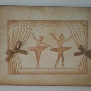 Balettáncosok -  zene - színház - balettkedvelőknek - emlékmegő - színpadrző, Jegyzetfüzet & Napló, Papír írószer, Otthon & Lakás, Papírművészet, Zene-, színház- és balettkedvelő barátodnak, autogramgyűjtőknek,  balett(tánc)tanárodnak adhatod ajá..., Meska