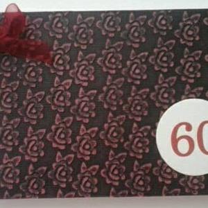 Egyedi album -  esküvő  - lánybúcsú - vendégkönyv - jókívánság - születésnap -nyugdíjasbúcsúztató, Album & Fotóalbum, Papír írószer, Otthon & Lakás, Papírművészet, (Kérés szerinti felirattal.)\n\nAz album borítólapja (kemény fedeles) kétmagvú scrapbook kartonból és ..., Meska