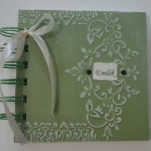 Nyugdíjasbúcsúztató - jókívánságkönyv - születésnap - minialbum  -  esküvő - szülőköszöntő album - emlék, Otthon & lakás, Naptár, képeslap, album, Jegyzetfüzet, napló, Esküvő, Papírművészet, Ajándékötlet a mindennapokra, fényképek elhelyezésére, kedves gondolatok, idézetek írására szerettei..., Meska