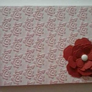 Virág helyett -Esküvő - szülőköszöntő -  vendégkönyv - jókívánságkönyv - nyugdíjasbúcsúztató - lánybúcsú -csoportajándék, Esküvő, Szülőköszöntő ajándék, Emlék & Ajándék, Papírművészet, Meska