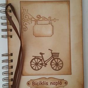 ÚJ! Biciklis album - születésnapi ajándék - örök emlék-emlékmegőrző- kerékpárverseny - kerékpártúra - családi kirándulás, Album & Fotóalbum, Papír írószer, Otthon & Lakás, Papírművészet, Az albumot azoknak a barátaidnak, szeretteidnek ajándékozhatod, akik szívesen őrzik meg a kerékpáros..., Meska