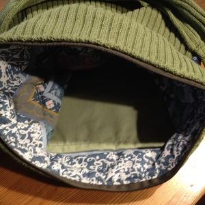 Üde zöld táska (mimii) - Meska.hu