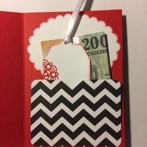 Bagolypár autóban, esküvői képeslap és pénzátadó, esküvő, lakodalom, bagoly, üdvözlőlap, gratuláció, ajándékkísérő (Mimizuku) - Meska.hu