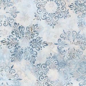 Pénztárca - metallic snow (miniwerka) - Meska.hu