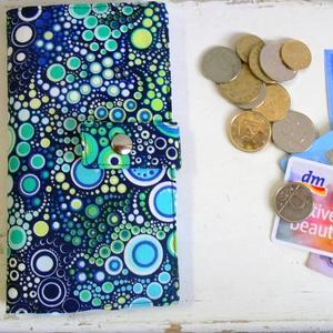 Pénztárca - Ocean 18 cm (miniwerka) - Meska.hu